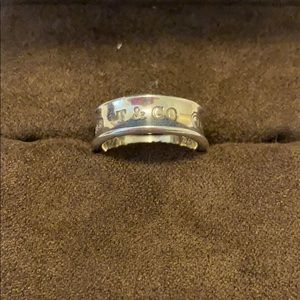 Authentic Tiffany and Co 1937 Ring